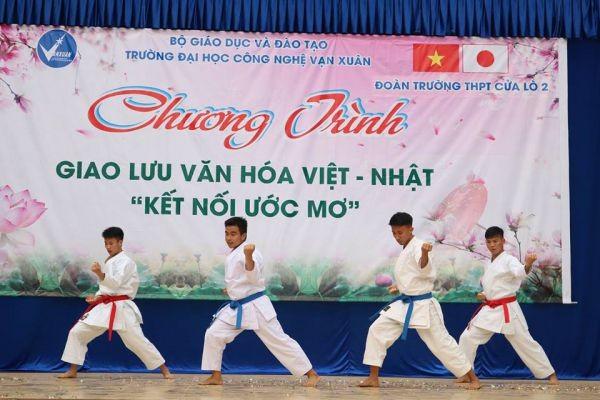 Giao lưu văn hóa Việt - Nhật - Kết nối ước mơ - số 1
