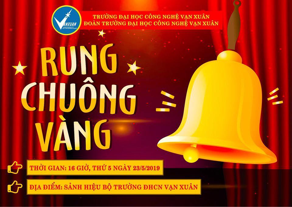 """""""Rung Chuông Vàng 2019""""  – Danh hiệu quán quân thuộc về cô nàng sinh viên k8 ngành Công nghệ sinh học"""