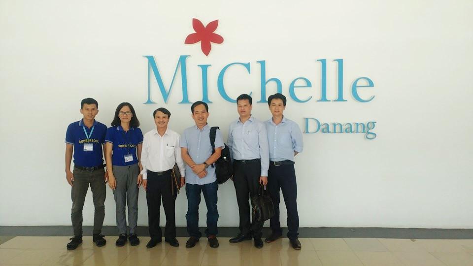 Hợp tác với Công ty TNHH Michelle – Nhiều cơ hội cho sinh viên ngành Công nghệ thông tin