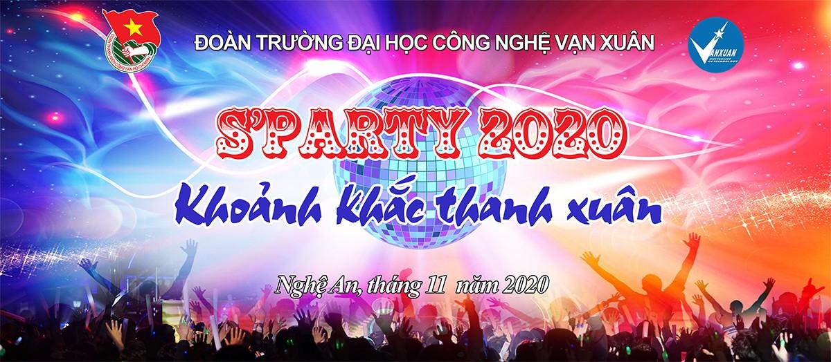 Đêm hội âm nhạc S'PARTY 2020 - Khoảnh khắc thanh xuân
